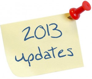 2013 Retirement Account Contribution Limits